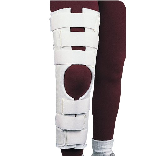"Bird & Cronin 08142793 Felt Knee Immobilizer, 19"" Length,..."