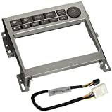 Metra 95-7605A Aftermarket Radio Installation Dash Kit