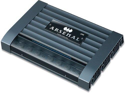 JVC Arsenal KS-AR7004 4-Channel Bridgeable Amplifier