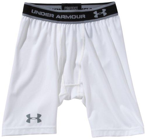 """Men's HeatGear® Compression 7"""" Shorts"""