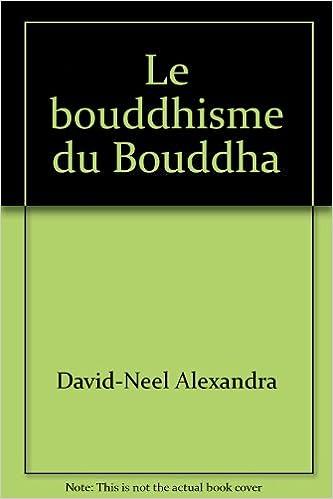 Livre gratuits en ligne Le bouddhisme du Bouddha pdf, epub