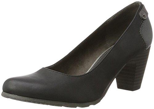 22404 Mujer Zapatos Tacón s Negro de Oliver Black Para 5zxPzYfw