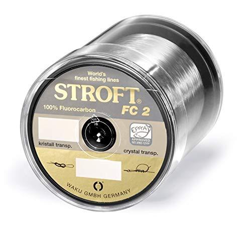 WAKU Schnur STROFT FC2 Fluorocarbon 100m