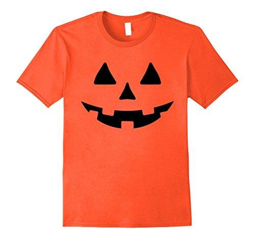 Mens Crazy Pumkin Halloween Costume -JACK O LATERN STYLE (Orange) XL (Crazy Mens Halloween Costume Ideas)