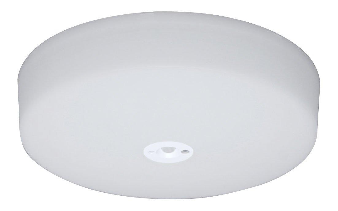 アイリスオーヤマ LED シーリングライト 小型 昼白色 人感 センサー付 1850lm