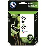 HP 96/97 Ink Cartridge Combo Pack (C9353FN)
