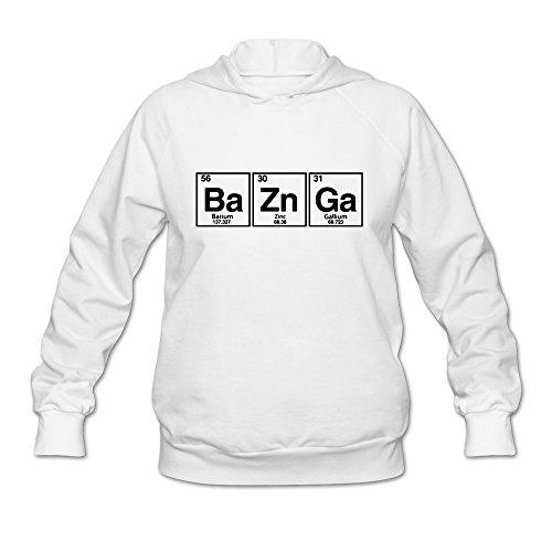 Women's Sheldon Cooper Big Bang Theory Sweater Size L (Sheldon Outfit)