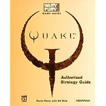 Quake: Authorized Strategy Guide