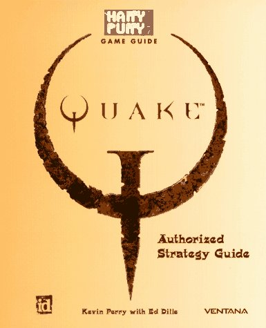 Quake: Authorized Strategy Guide