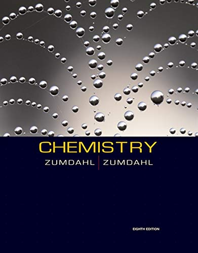 10 best chemistry zumdahl eighth edition for 2019