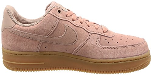 Pink de Air Rose 1 Particle Force Particle Chaussures '07 Rose Gymnastique Nike Pink Se Femme gqpRnw