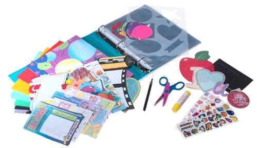 - Colorbok Scrapbook Memory Kit with Keepsake Box