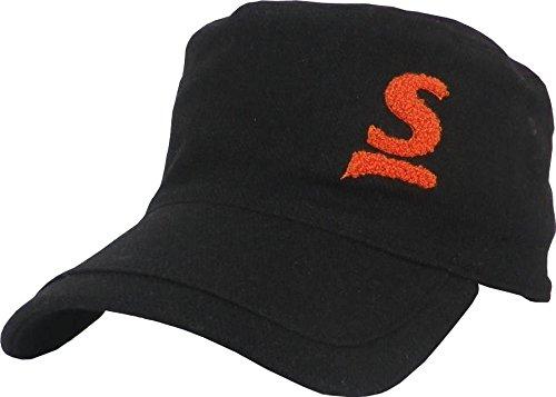 SRIXON(スリクソン) SWH5164 レディースワークキャップ ブラック ネックウォーマー付き