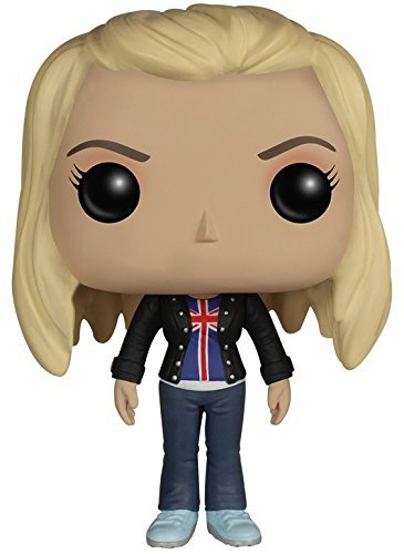 Funko POP TV: Doctor Who - Rose Tyler Action Figure