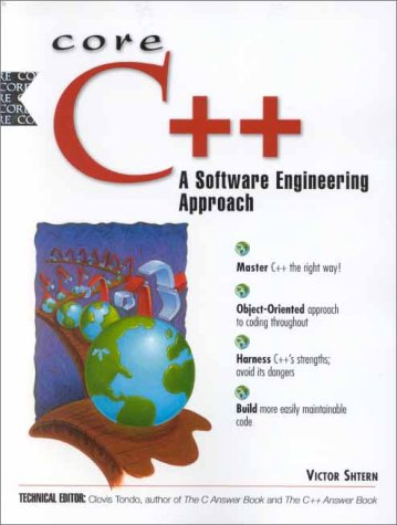 Read Online Core C++: A Software Engineering Approach PDF