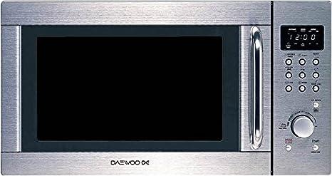 Daewoo KOG-134K Encimera 37L 1000W Acero inoxidable - Microondas ...