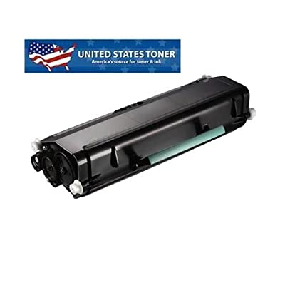 6000-page Black Toner Cartridge for Dell 2330dn/ 2350d/ 2350dn Laser Printers, United States Toner® Brand, STMC Certified by United States Toner. Exclusive Warranty only available when purchased through United States Toner Direct.