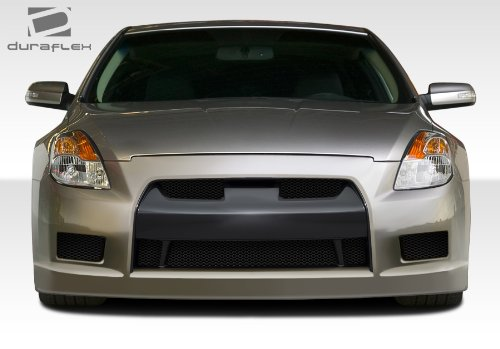 (Duraflex ED-XEK-812 GT-R Front Bumper Cover - 1 Piece Body Kit - Fits Nissan Altima)
