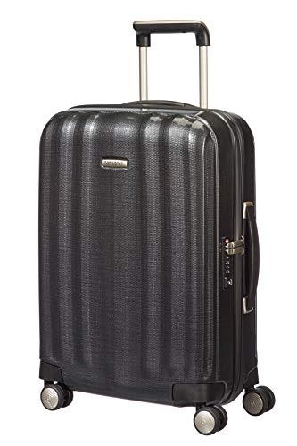 Samsonite Lite-Cube Spinner 55/20 Hand Luggage , 55 cm, 37 L, Grey (Grey)