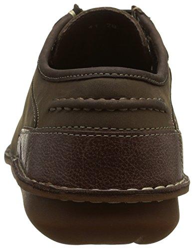3838 Marrone Kaki Sneakers Yakari TBS da Uomo TPfnH7