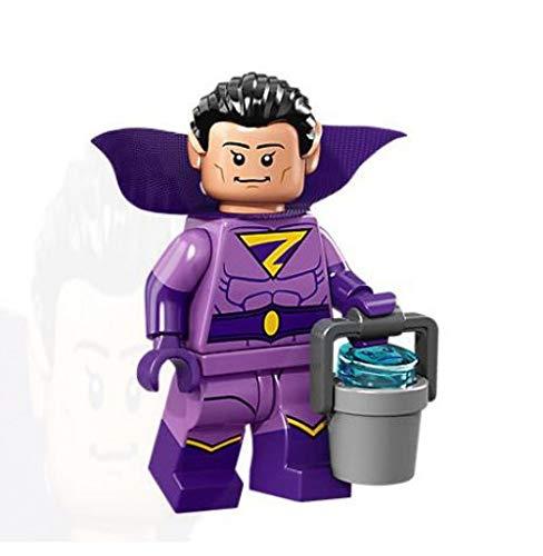 - LEGO The Batman Movie Series 2 Collectible Minifigure - Wonder Twin Zan (71020)