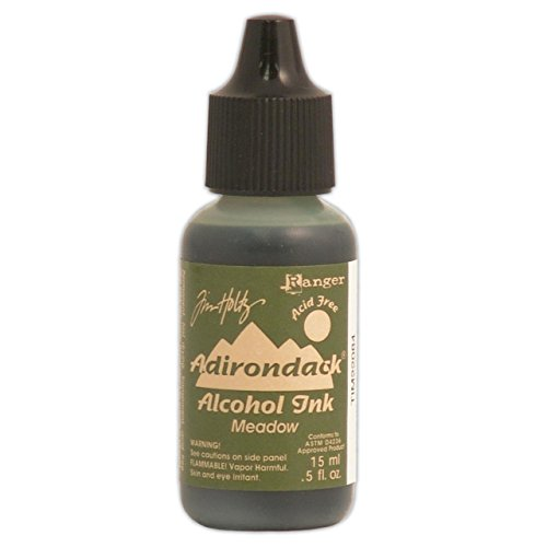 Tim Holtz Adirondack Alcohol Ink 0.5oz - Meadow