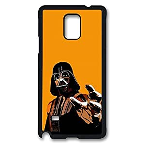 Samsung Galaxy Note 4 Case Come to the dark side Custom Polycarbonate Hard Back Case Cover for Samsung Galaxy Note 4 Black-42040