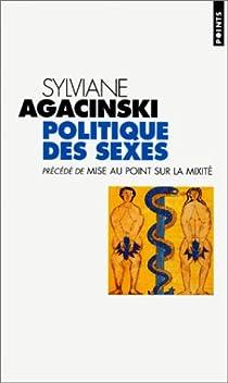 Politique des sexes par Agacinski