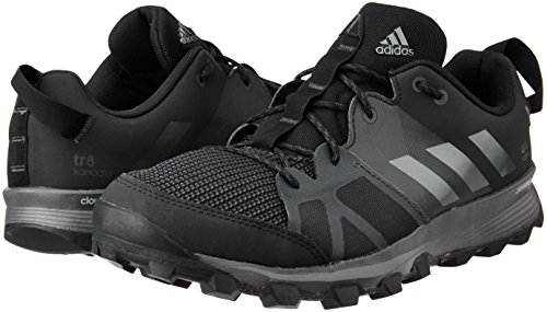 Homme Course M Kanadia De Chaussures Adidas Noir 8 noir Pour Tr xw8YqPHF