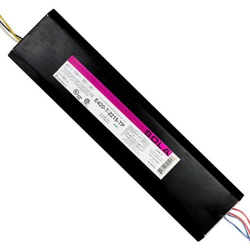Sola E-420-T-2215-TP - (2) Lamp - F96T12/VHO - 277 Volt - Rapid Start - 0.93 Ballast Factor