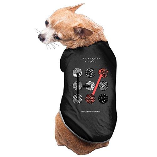 Twenty One Pilots Blurryface Dog Costume Puppy (Pilot Dog Costumes)