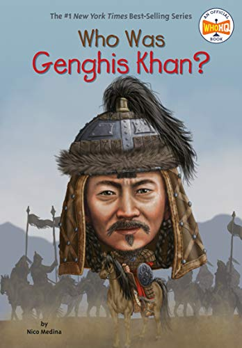 Who Was Genghis Khan?