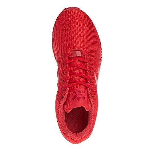 adidas Scarpe ZX Unisex Rosso Flux vwrvqpg