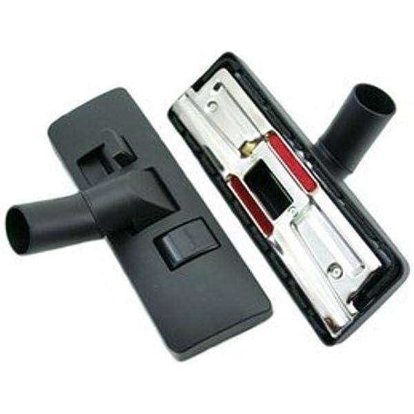 Variant S251i - Cepillo de 35 mm diámetro para aspiradoras para Bosch, Siemens, Miele, Panasonic, Rowenta, Samsung, color negro: Amazon.es: Hogar