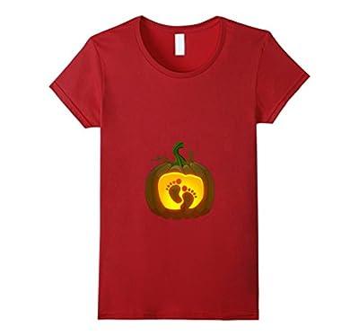 Dont Eat Pumpkin Seeds Maternity Halloween shirt