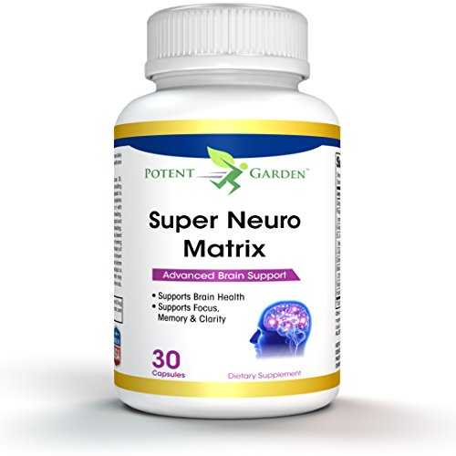 Mental Clarity New Chapter (Brain Boost Supplement, Natural Brain Function Support for Memory, Focus & Clarity - Mental Performance Nootropic - Physician Formulated Premium Blend Of St. John's Wort, DMAE, L-Glutamine & More)