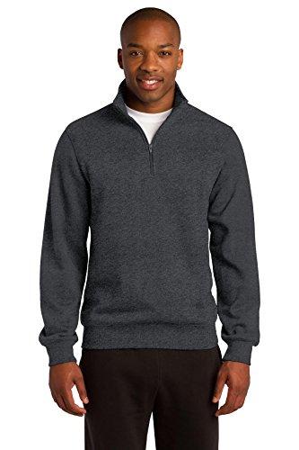 Quarter Mens Pullover - 9