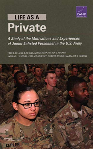 Life as a Private: A Study of the Motivations and Experiences of Junior Enlisted Personnel in the U.S. Army