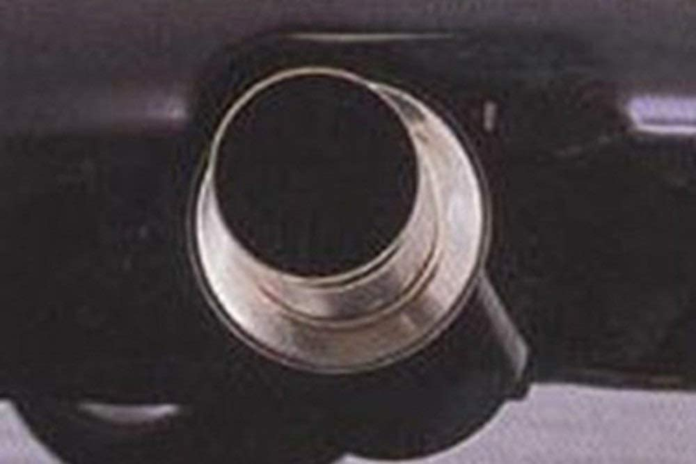 Megan Racing MR-MU-N1T 3 Inlet//4 Roll Tip