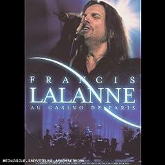 Francis Lalanne : Au casino de Paris - DVD