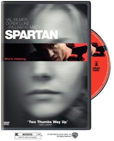 Spartan (DVD) (WS)]()