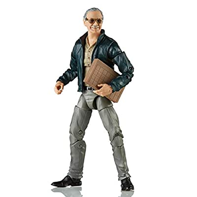 Exlusive Marvel Legends 80th Anniversary Stan Lee: Toys & Games