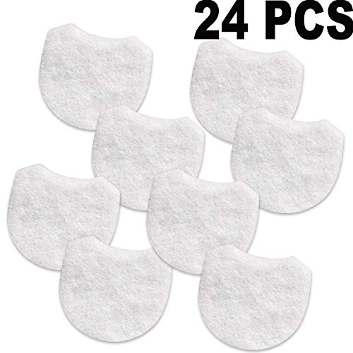 CPAP Filters 24 Packs Compatible with AirMini - Premium Hypoallergenic Fine Filter Supplies for AirMini AutoSet Travel CPAP Machines | Medihealer Repalcement Filters