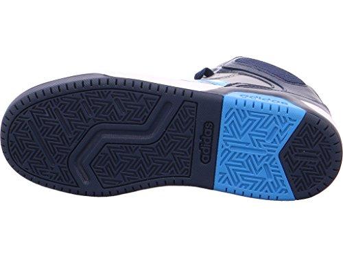 adidas Bb9tis K, Zapatillas de Deporte Unisex Niños Gris (Gritre / Azusol / Maruni)