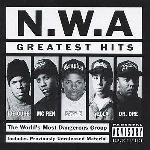 N.W.a. Greatest HitsExplicit Lyrics