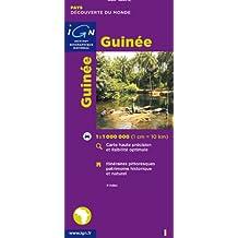 IGN MONDE : GUINÉE - GUINEA