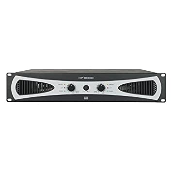 DAP-Audio hp-3000 2U 2 amplificadores de 1400 W
