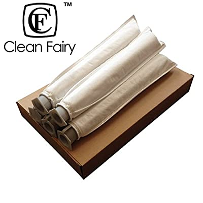 Clean Fairy Microfilter fit for Windsor Sensor Upright Vacuum Cleaner Style XP X Micro Exhaust Filter 5PC