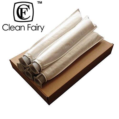 Clean Fairy Microfilter fit for Windsor Sensor Upright Vacuum Cleaner Style XP X Micro hygiene Filters (Windsor Sensor Exhaust Filter)
