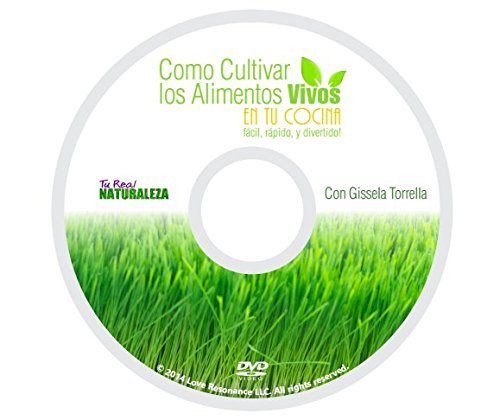 Amazon.com: Como Cultivar Los Alimentos Vivos En Tu Cocina: David Torrella: Movies & TV